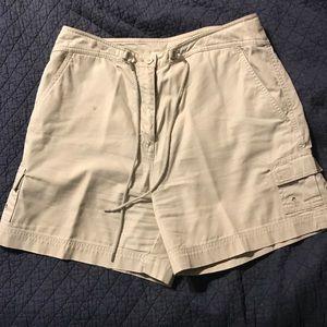 Talbots cargo shorts.